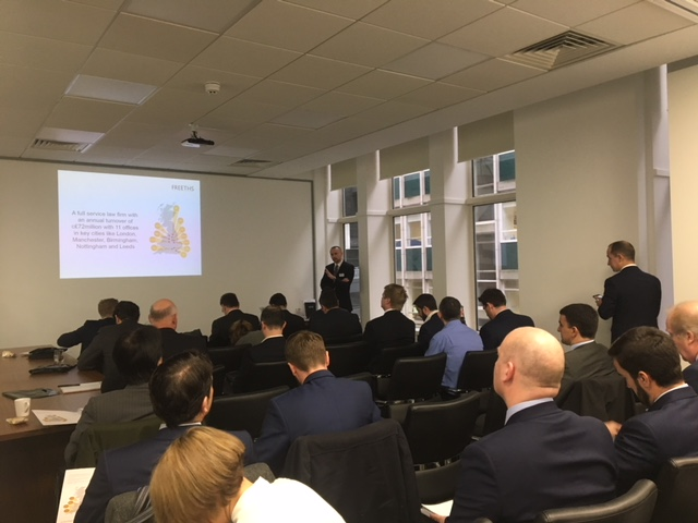 """""""Infrastructure and Procurement opportunities in the West"""" event with Freeths LLP"""