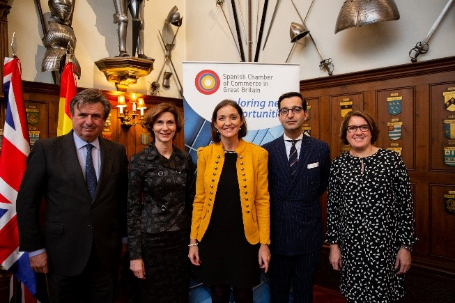 Spanish Ministers' visit to the UK