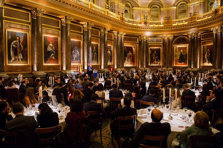 132nd Annual General Meeting and Dinner