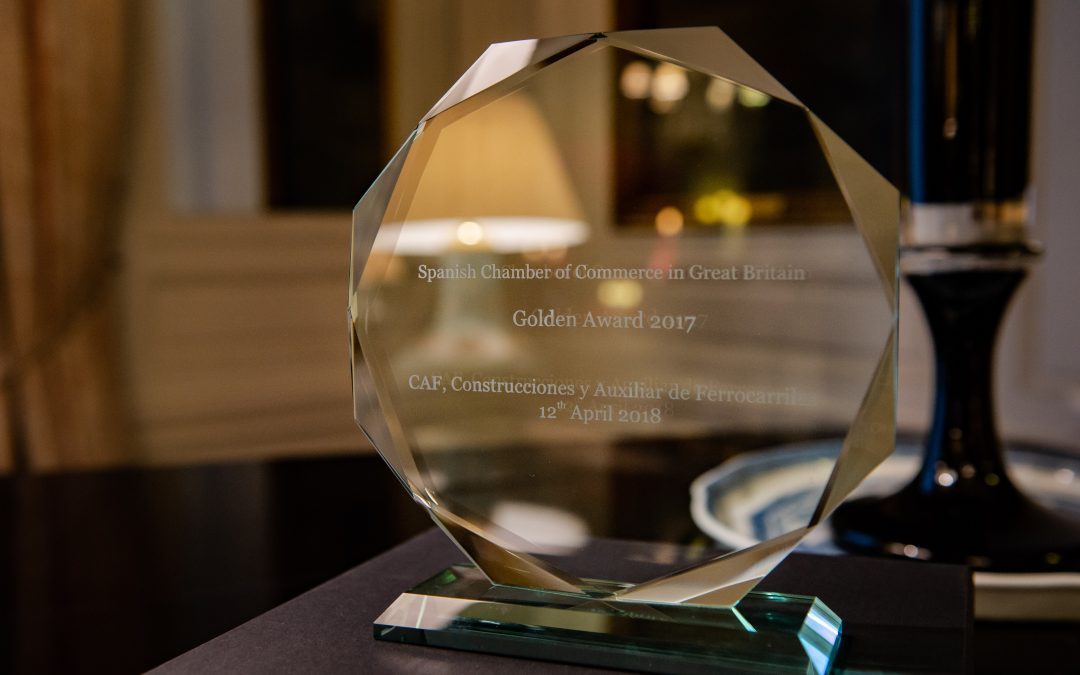 ANNUAL GOLDEN AWARD 2018 | CAF
