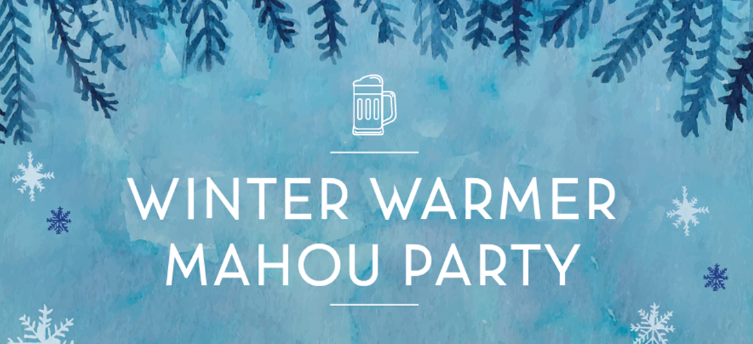 Winter Warmer Mahou Party