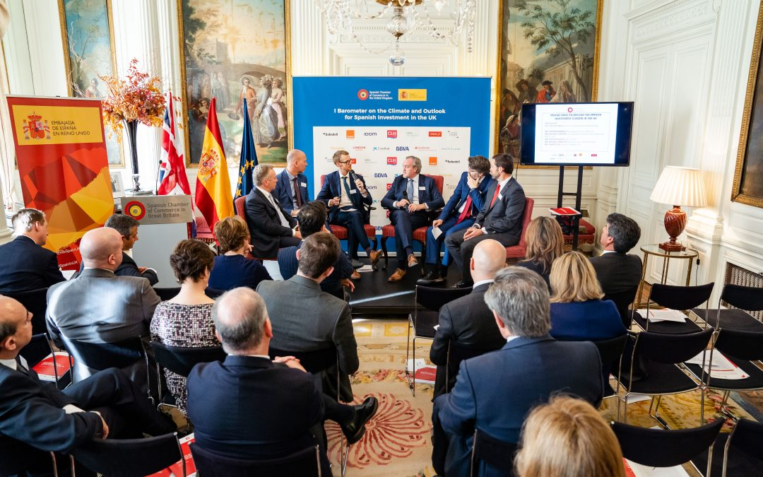 I BAROMETER ON THE CLIMATE AND OUTLOOK FOR SPANISH INVESTMENT IN THE UK.