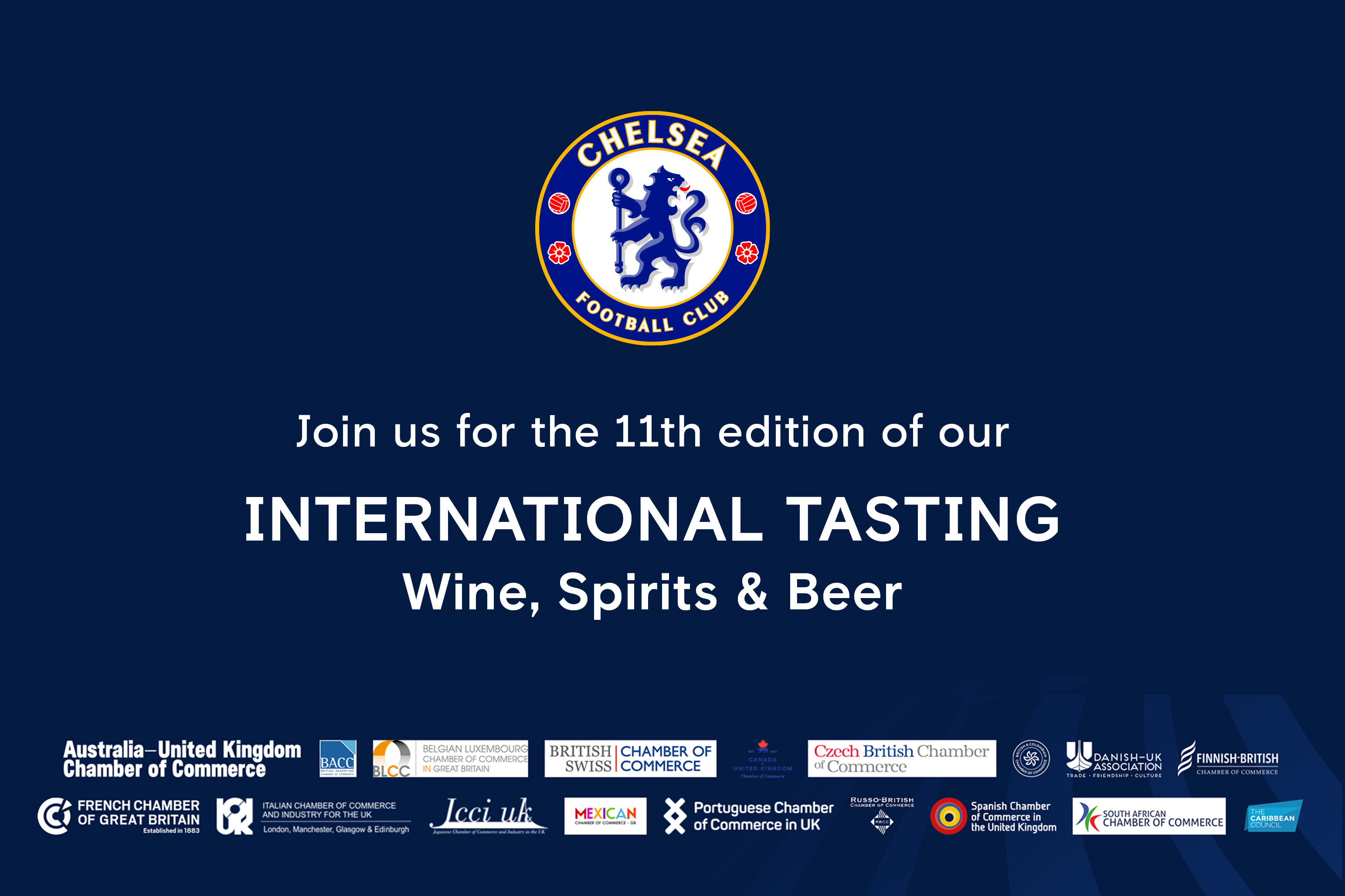 International Tasting: Wine, Spirits and Beer