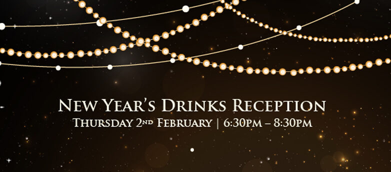 New Year's Drinks Reception