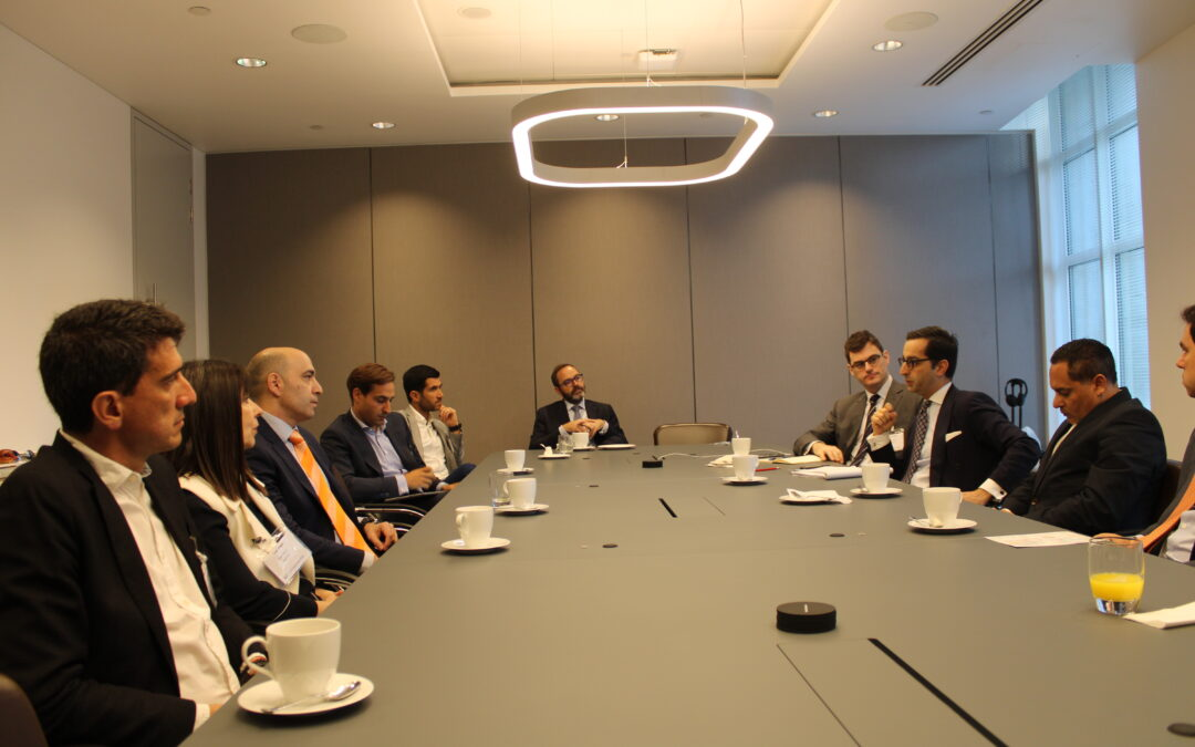 Feedback breakfast with the Spanish Chamber