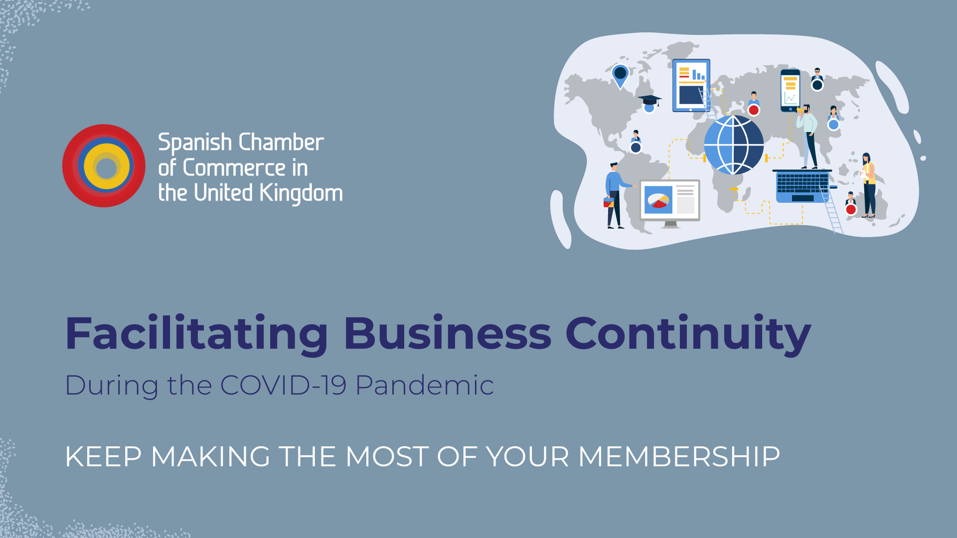 Workshop: Making the most of your Spanish Chamber membership