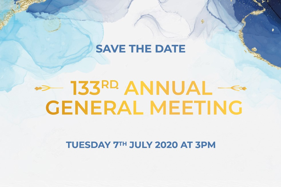 133rd ANNUAL GENERAL MEETING