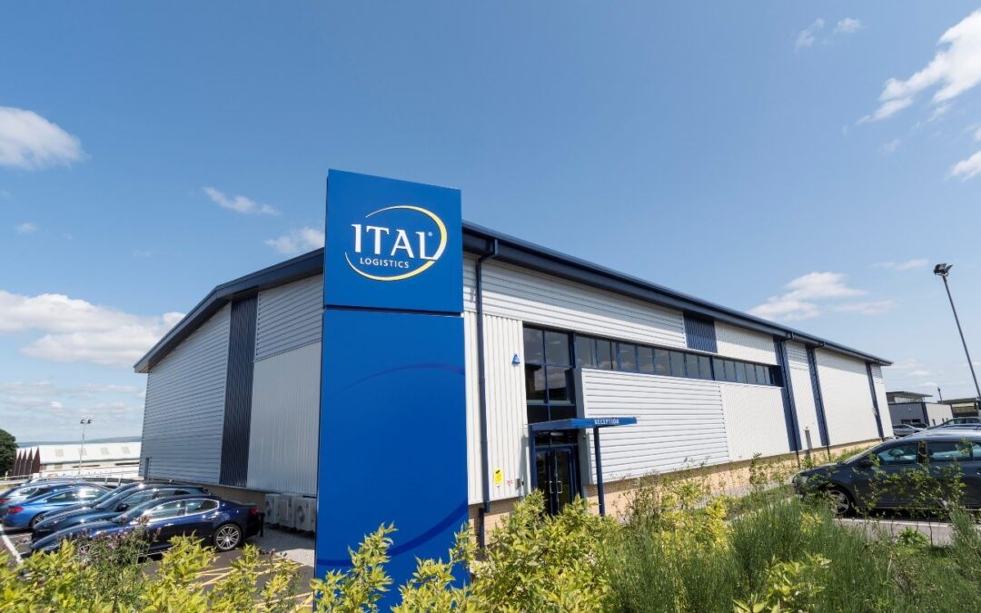 BLOG POST   Catching up with Chamber member Ital Logistics as they celebrate their 20th birthday