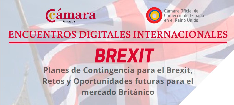 JORNADA PAÍS GRANADA | Brexit: planes de contingencia, retos y oportunidades futuras para el mercado británico