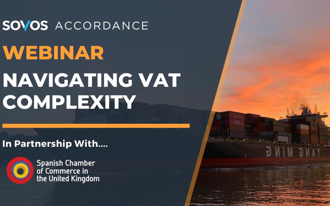 WEBINAR | Navigating VAT Complexity