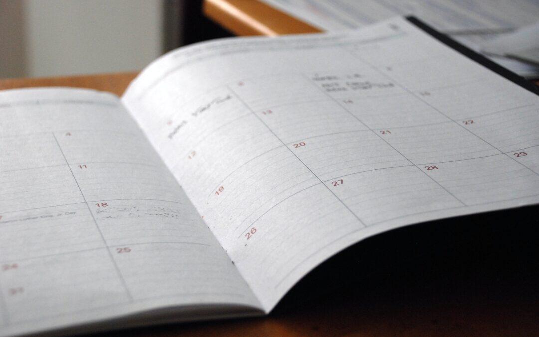 TRADE TIP | Calendario de trabajo en el Reino Unido | SEPTIEMBRE 2020