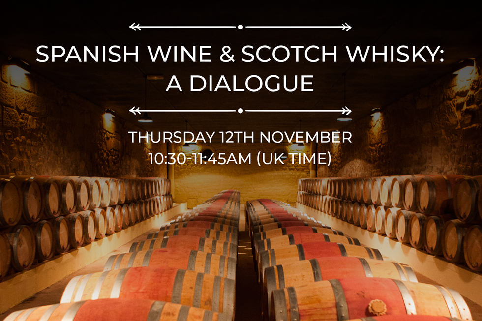 Spanish wine & Scotch whisky: a Dialogue