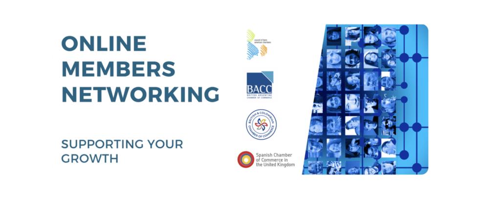 Consejo de Cámaras Iberoamericanas Online Mixer: Edición de noviembre