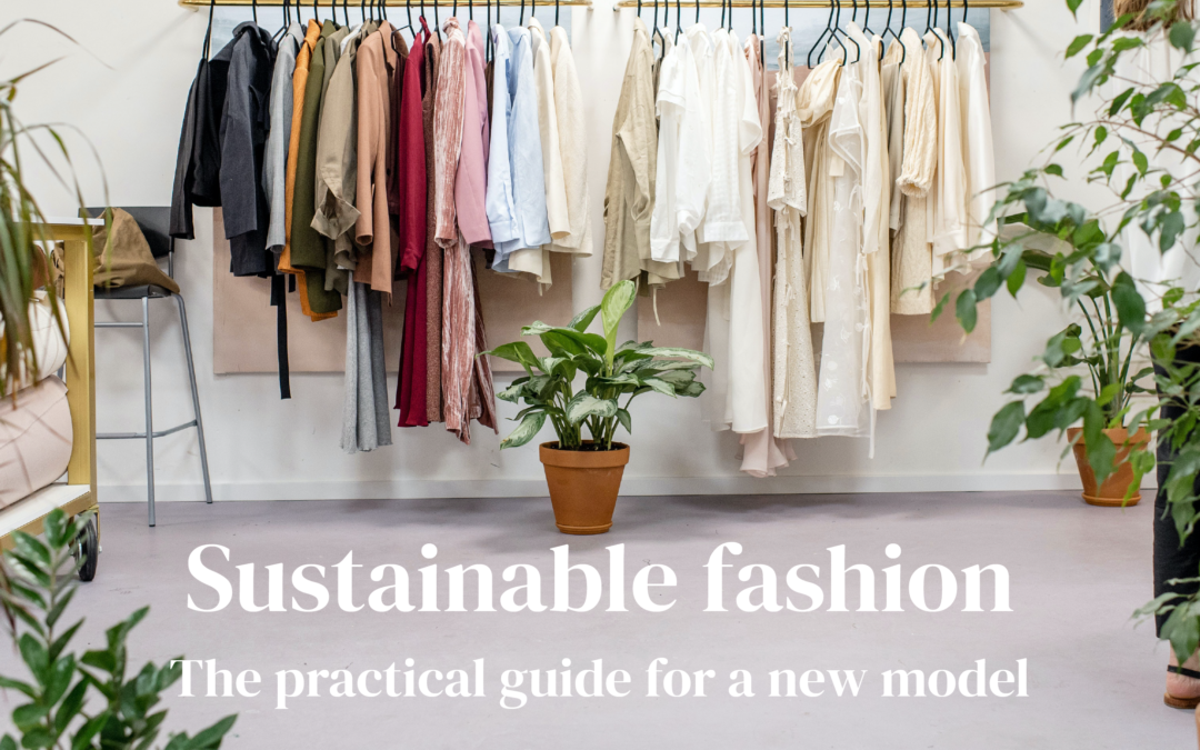 BLOG POST | The future of sustainable fashion includes digital transformation in business