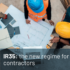 BLOG POST | IR35: The new regime for contractors