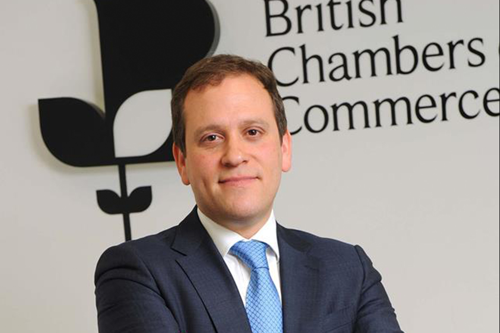 Meliá Business Breakfast con Adam Marshall, Director General de las Cámaras de Comercio Británicas