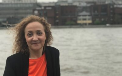 BLOG POST | Introducing Cristina Ginés Pallarés, the new Vice-President of the Spanish Chamber of Commerce in the UK!