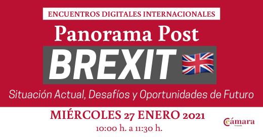 JORNADA PAÍS GRANADA  | BREXIT- Desafíos y Oportunidades