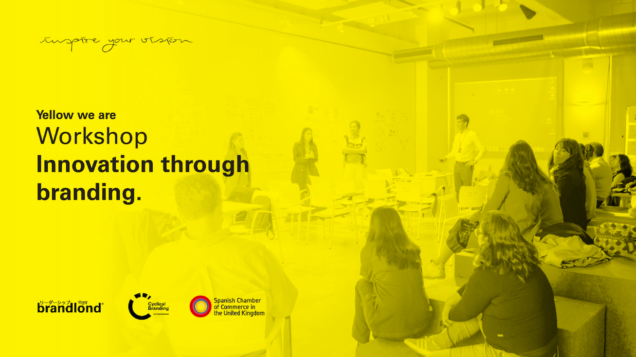 WORKSHOP | Innovation through Branding