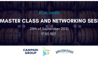 VIRTUAL EVENT | CIAC Mixer - Rum Masterclass and Networking Session